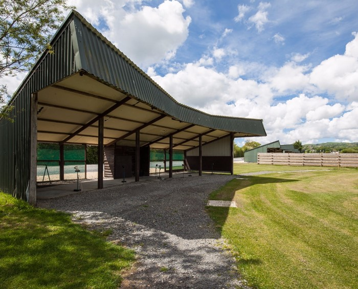 Mid Wales Clay Shooting Centre